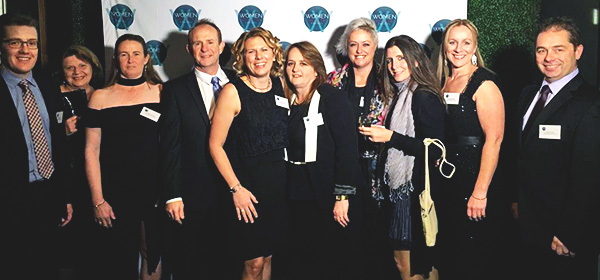 Left to right: Nick Carthew, Dianne Radford, Tracey Reynolds, Dean Knights, Laura White, Kate Sage, Sally Perry, Ellie Blott, Belinda Burger, Dean Pinniger.
